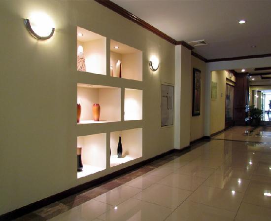 Hotel Biltmore: pasillo