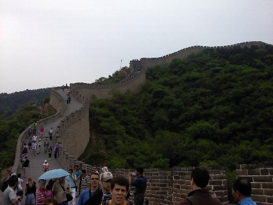 Forbidden City Hostel: On the Great Wall