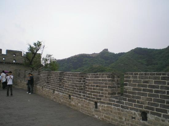 Forbidden City Hostel: Great Wall