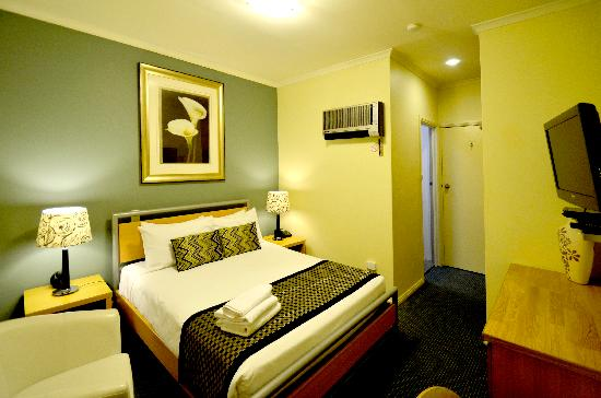 Adelaide City Park Motel: Classic Room