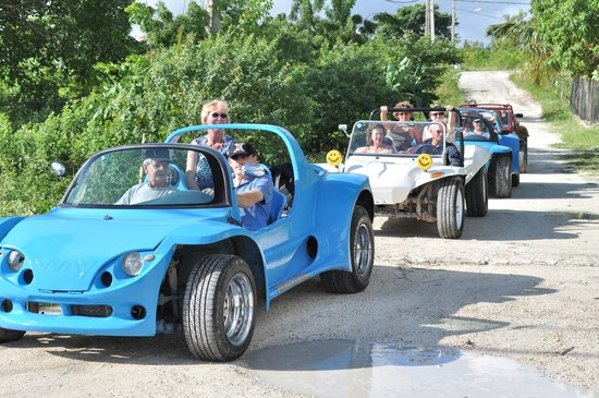 Bavaro, République dominicaine : FunBuggy Punta Cana, hall of fame tripadvisor winner,best buggy tour
