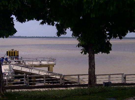 Belem, PA: river
