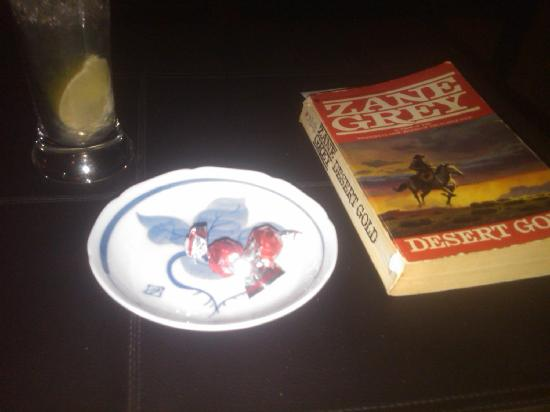 Open Range: The finishing touch - Zane Grey!