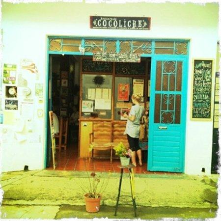 Cocoliche San Cristobal:                   entrance