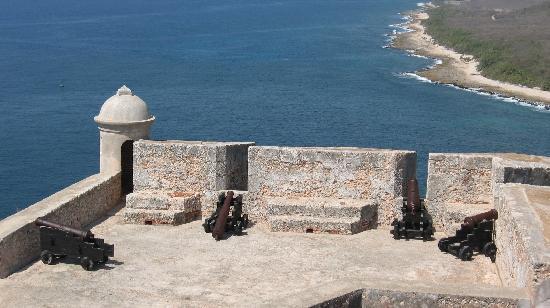 Club Amigo Carisol Los Corales: San Pedro de la Roca Castle