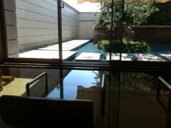 Hotel La Suite Kobe Harborland: スパ(貸切でした♪)