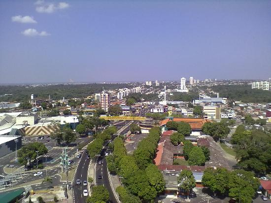 Caesar Business Manaus: VISTA DA SUITE