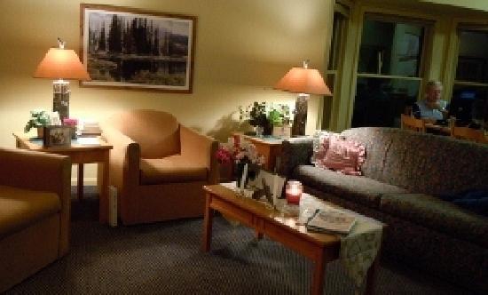 Telemark Resort: Pointe unit, interior