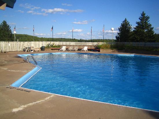 Telemark Resort: outdoor pool