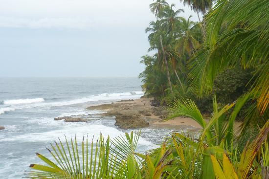 Hotel Guarana : On a cliff