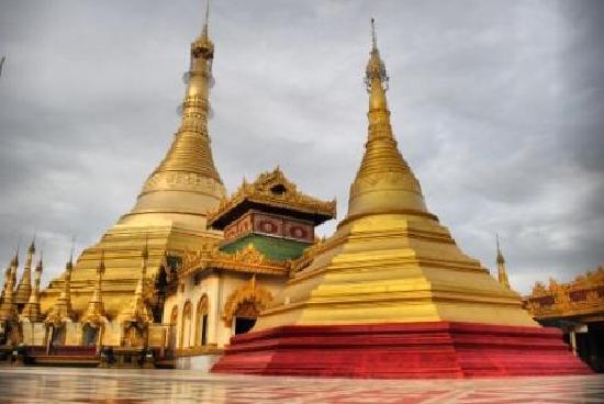 Mawlamyine, Birmania: Kyaik Than Lan Pagoda