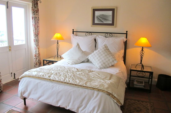 On The Vermont Guest House: A pretty bedroom at On The Vermont