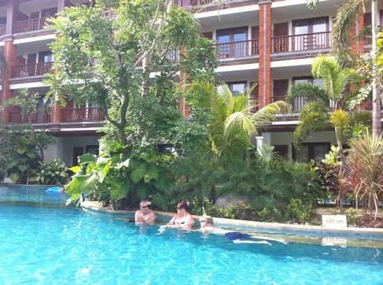 Padma Resort Legian: Lagoon Pool