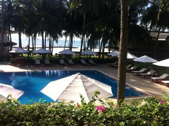 Amaryllis Resort & Spa: basseyn