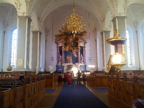 โคเปนเฮเกน, เดนมาร์ก: The Church