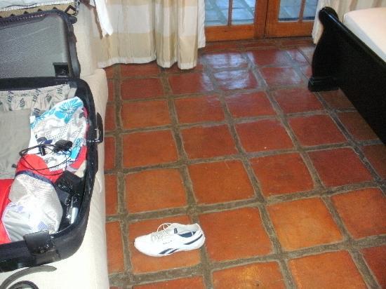 Orange-Ville Guesthouse: Zimmergröße zum Nachmessen 4
