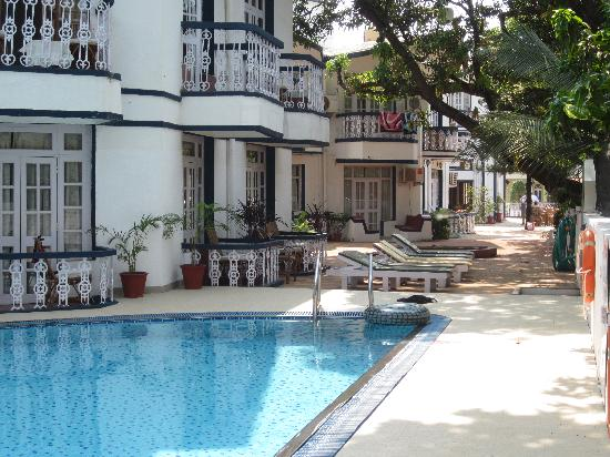 Hotel Picture Of Sunset Beach Resort Candolim Tripadvisor