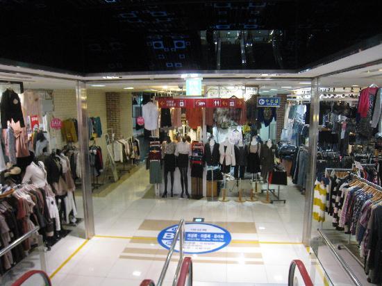 Migliore Dongdaemun Shop : ミリオレ東大門店2