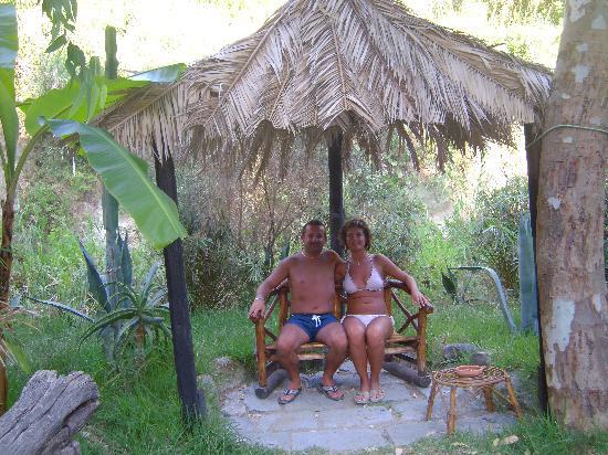 Oasi la Vigna B&B Restaurant: l'oasi...