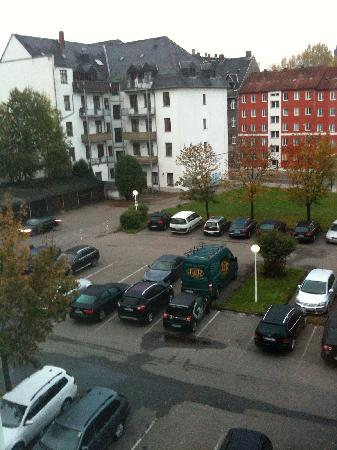 Seaside Residenz Hotel: View from room