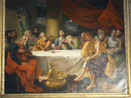 St. John's Church: A last supper with guests