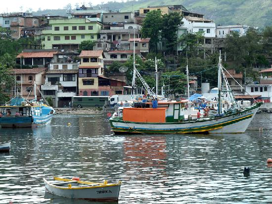 Lisa Rio Tours: Fischerdorf bei Niterói