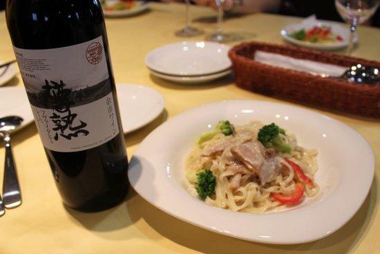 余市葡萄酒醸造所(余市ワイナリー)