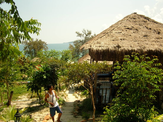 Paradise Bungalows: un bungalow