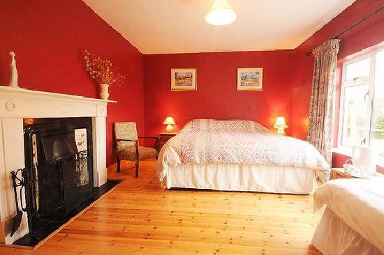 Millview House Farmhouse B&B : Bedroom