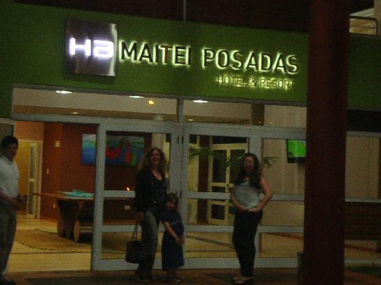 Posadas, Argentina: ingraso