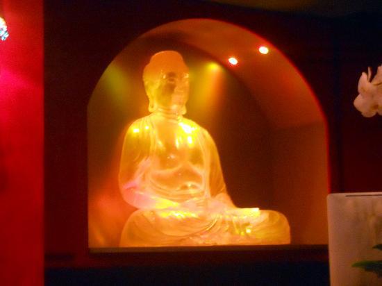 Buddha-Bar Hotel Prague : buddha