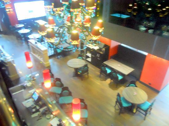 Buddha-Bar Hotel Prague: restaurant