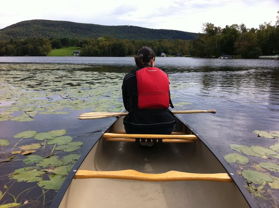Lenox, MA: Canoe trip was really neat