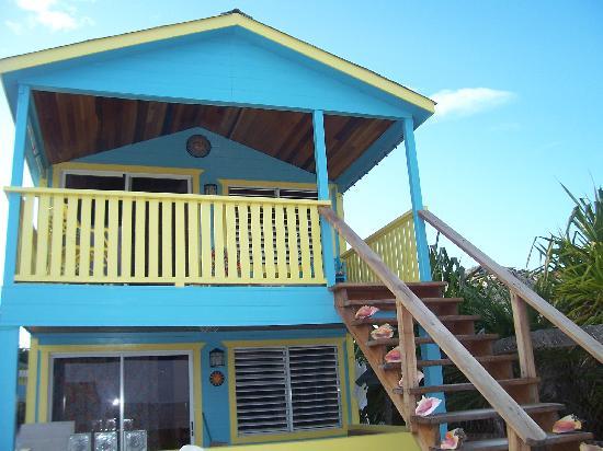 Colinda Cabanas: Stairway to paradise.
