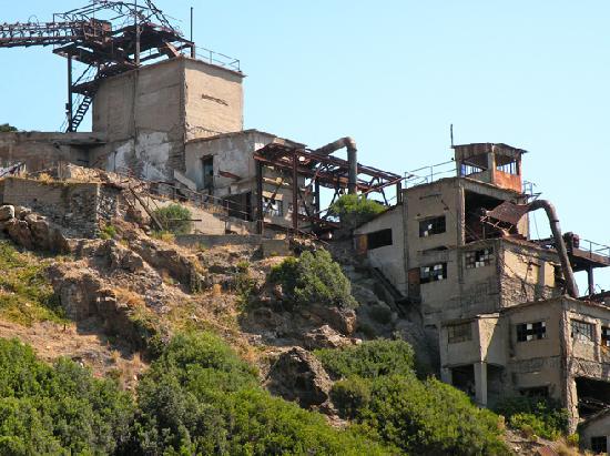 Residence Augusto : Non loin de là, la mine de Calamita