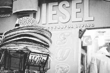 easy to buy Diesel:)