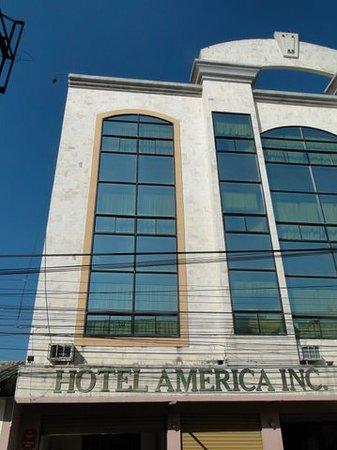 Hotel America Inc.: Outside of Hotel