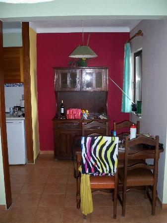 Lageado Sol: Dining Area