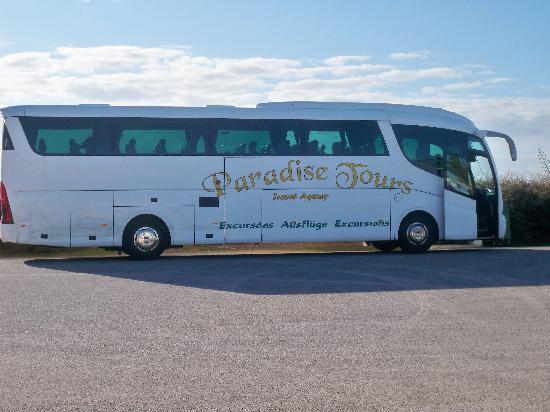 Lageado Sol: Grab yourself a bus tour!!!