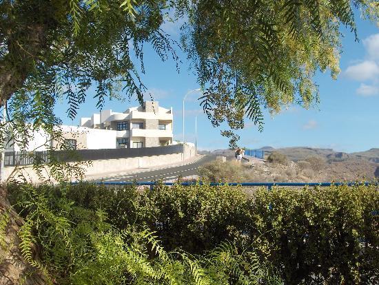Mirador del Mar Villas: Uppe på toppen
