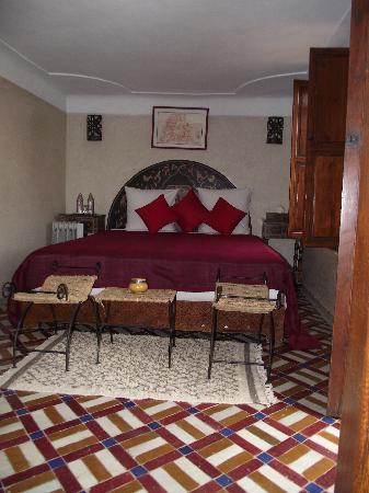 Riad Samsli: room