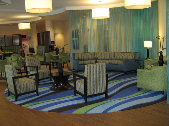 SpringHill Suites Birmingham Colonnade : Celebrate TraveLife