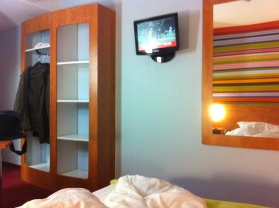 B&B Hotel Rhynern-Nord: Ansicht