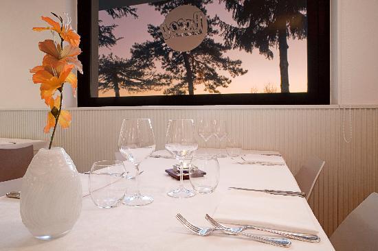 Hotel Silvana: sala ristorante
