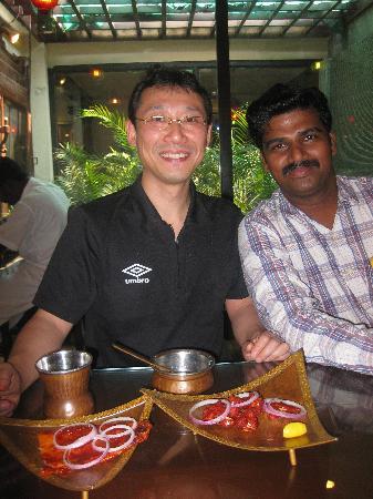 DakshinaChitra : In Restaurant