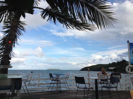 La Ola Restaurant: Priceless View