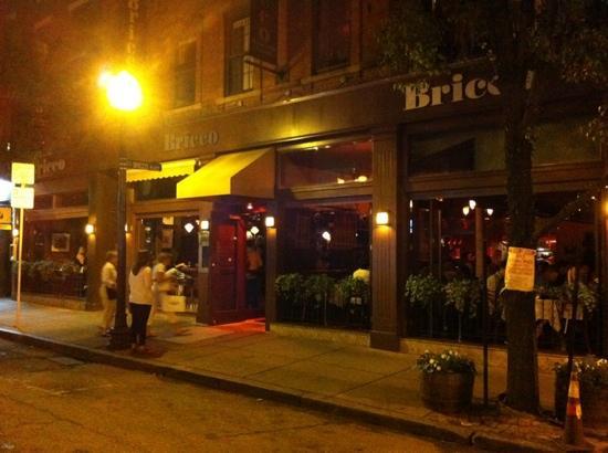 Bricco Restaurant Boston Ma