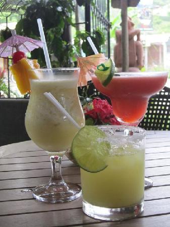 Da Mon Key: refreshing drinks
