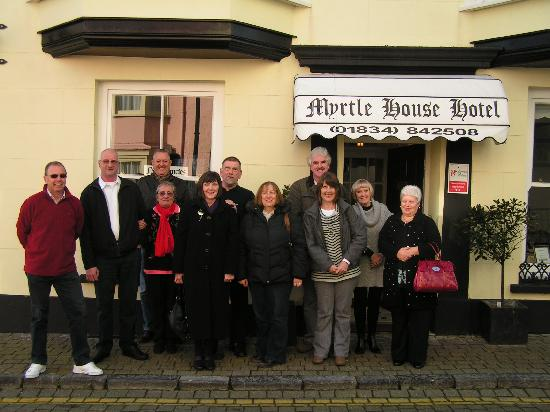 The Myrtle House Hotel