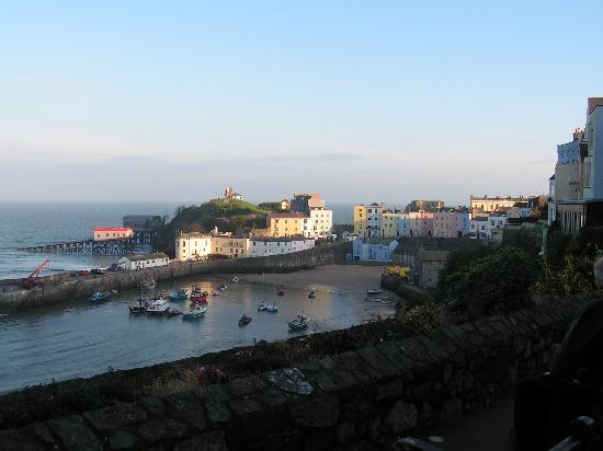 Myrtle House Hotel: Tenby Harbour